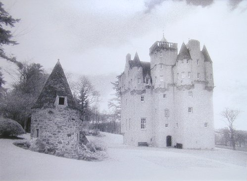 Craigievar Castle, Scotland, edition of 100