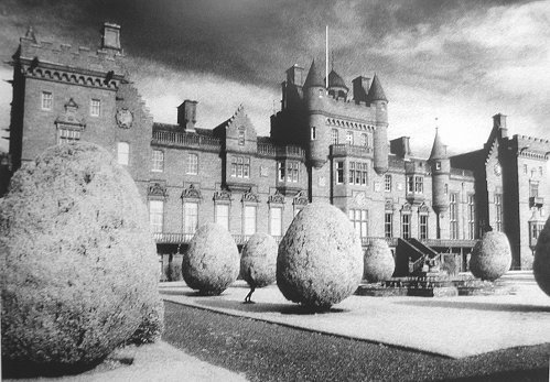 Kinnaird Castle, Scotland, edition of 100